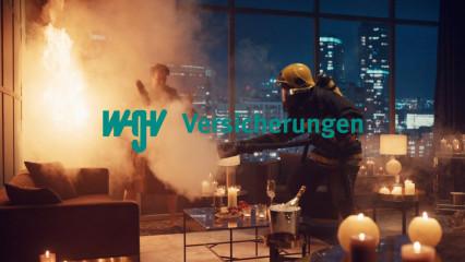 Production: Markenfilm Crossing via Ginger Berlin - WGV Versicherungen