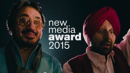 Astronaut GmbH - New Media Award